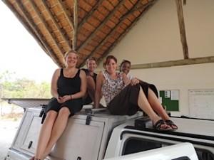 Self drive adventure in Khwai and Savuti