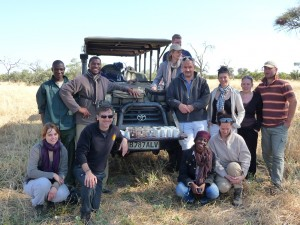 agents educational in Khwai with Letaka Safaris
