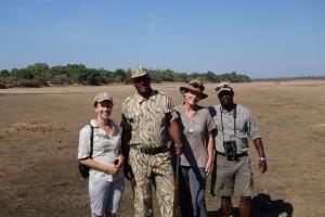 Best Guide Manda - walking in SL