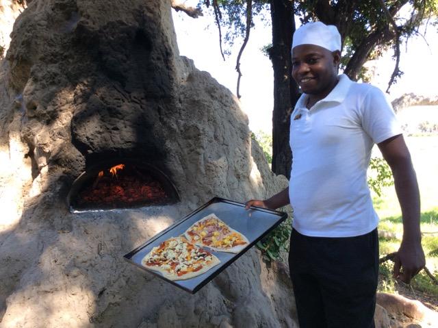 Seba Pizza Oven