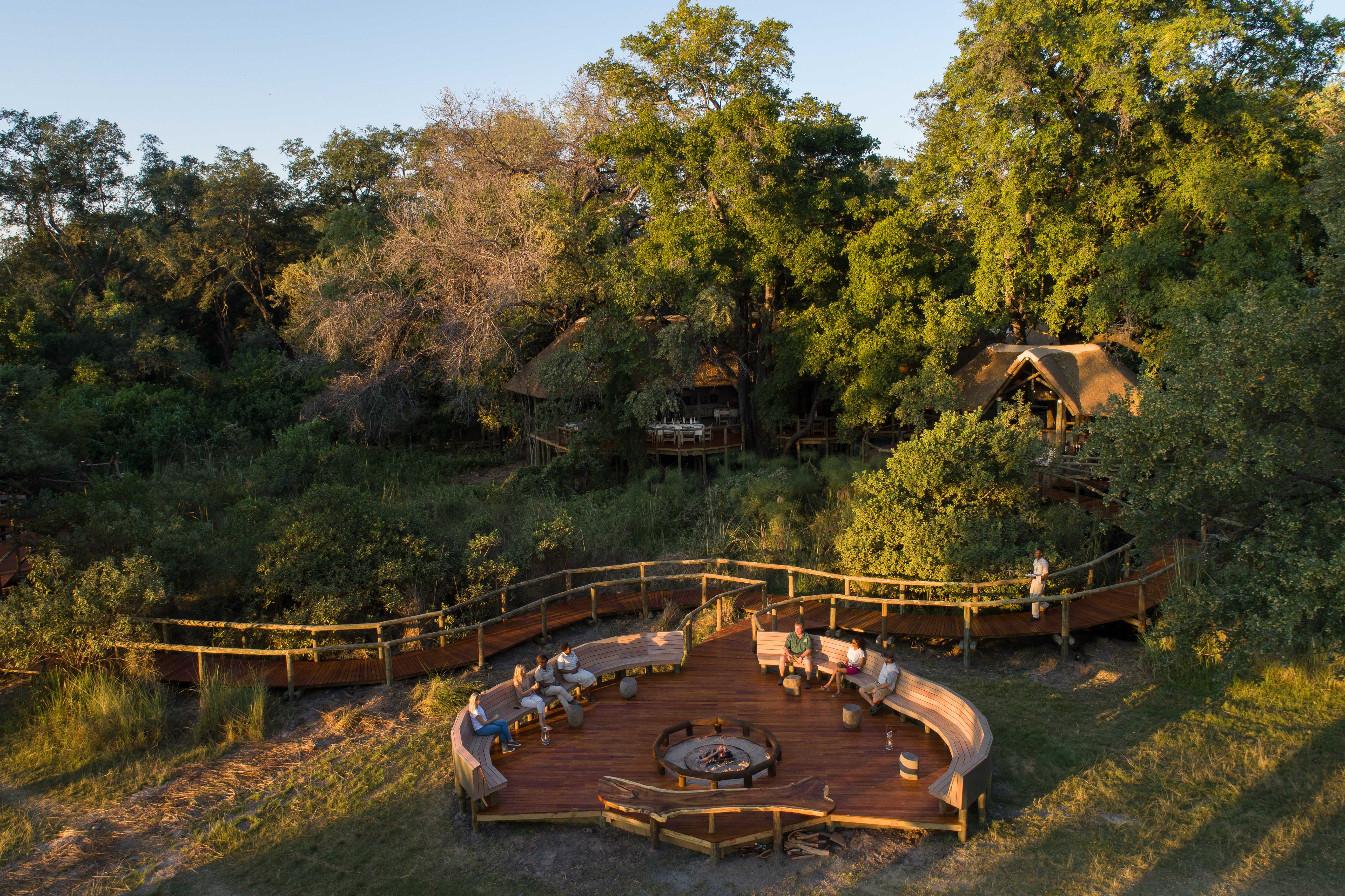 Moremi Game Reserve Archives Safari Destinations Northedge Rover 1 Gps Wacth Camp Fire Place