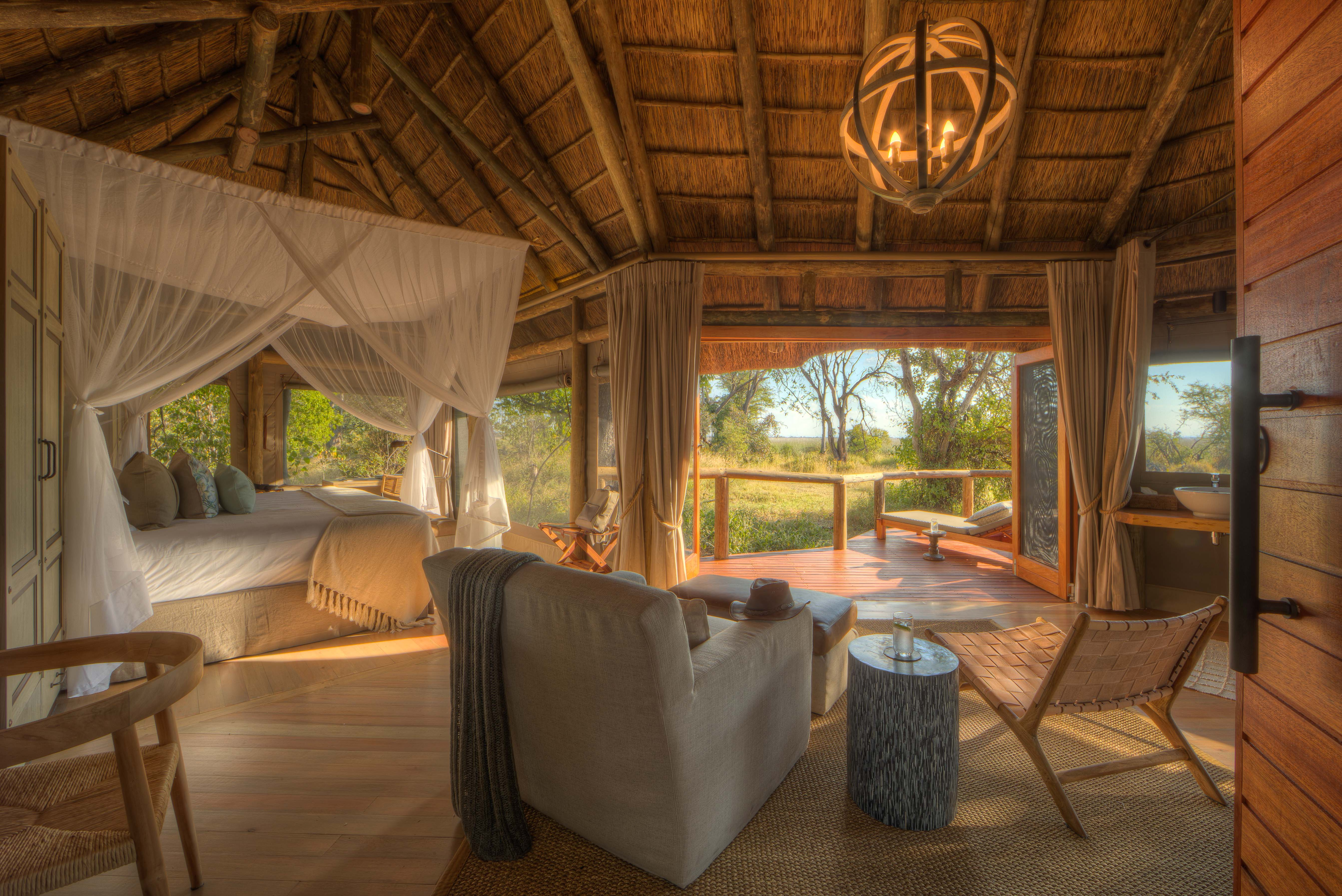 The rebirth of a moremi game reserve icon welcome to camp moremi 2 0